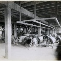 Image of 10 Hoboken interior, leather processing room