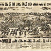 Image of Hoboken New Jersey, 1904; Hughes & Bailey
