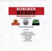 Image of Sign: Hoboken Ready Preparedness Kit. (2013). - Sign