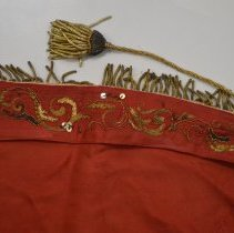 Image of detail inside embroidery