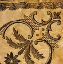 Image of detail embroidery