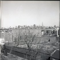 Image of image from negative