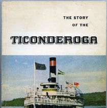 Image of Story of the Ticonderoga, The. - Book