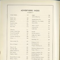 Image of Advertisers Index