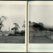Image of photos: Across the Hudson; Beheath the [Castle] Point [Lookout] (tennis)