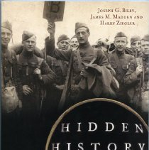 Image of Hidden History of New Jersey At War. - Book