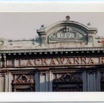 Image of front, photo: Lackawanna R.R.