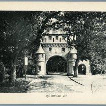 Image of [18] Speckenbuttel, Tor.
