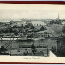 Image of [1] Bremerhaven, Totalansicht. (vista)