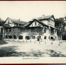 Image of [19] Speckenbuttel, Parkhaus.
