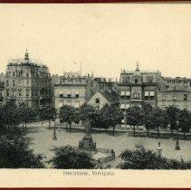 Image of [3] Bremerhaven, Marktplatz