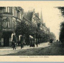 Image of [4] Bremerhaven, Burgermeister - Smidt - Strasse.