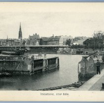 Image of [6] Bremerhaven, Alter Hafen.
