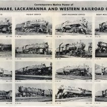 Image of inside: Contemporary Motive Power of the Delaware...