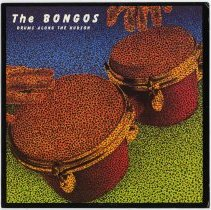 Image of Record: The Bongos. Drums Along the Hudson. Fetish Records, Ltd., 1982. PVC 8909.  - Record, Phonograph