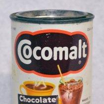 Image of Cocomalt can: Cocomalt. 1/2 lb. Copyright 1956 R.B. Davis Co., Hoboken, N.J.  - Can