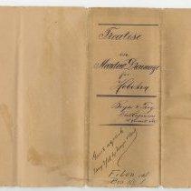 Image of Treatise on Meadow Drainage for Hoboken. Beyer & Tivy, Civil Engineers & City Surveyors, 14 (old number) Newark St., Hoboken, N.J., Dec. 1879. - Report