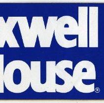 Image of Maxwell House, Hoboken, bumper sticker