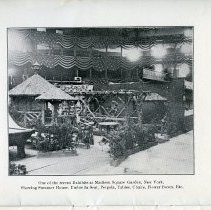 Image of pg 2, rotated: One of the recent Exhibits at Madison Square Garden, ...