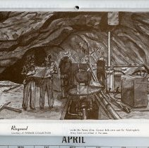 Image of artwork for April: Ringwood, Inside the Peters Mine