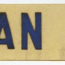 Image of Sign 6: Marzipan Bars