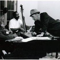 Image of Duke Ellington & Frank Sinatra
