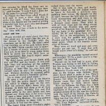 Image of Sinatra article, continuation on pg 86