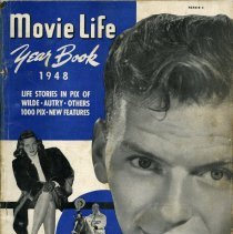 Image of front cover: Movie Life Yearbook 1948  (descreened)