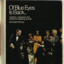 Image of pg [29] Sinatra article: Ol' Blue Eyes is Back...
