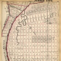 Image of 30 Hopkins 1873 Jersey City Plate T Pg 103