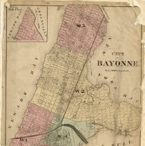 Image of 50 Hopkins 1873 Bayonne Pg [169]