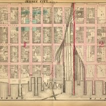 Image of 11 Hopkins 1873 Jersey City Plate A Pp 34-35