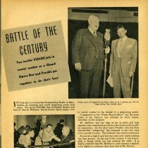 Image of 16 Pg 17: Battle of the Century; Lauritz Melchior