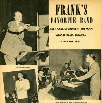 Image of 17 Pg 18: Frank's Favorite Band; Axel Stordahl