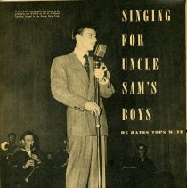 Image of 45 Pg 46: Singing for Uncle Sam's Boys