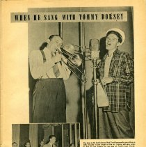 Image of 48 Pg 49: When He Sang with Tommy Dorsey