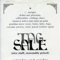 Image of Gate Sale 010. 08-19+20-1995 921 Park Avenue