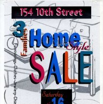 Image of Gate Sale 022. 09-16-1995 154 10th St.