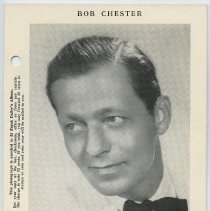 Image of Frank Dailey 010 Bob Chester