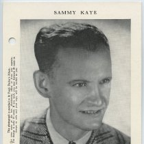Image of Frank Dailey 013 Sammy Kaye