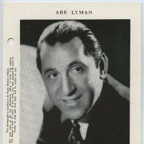 Image of Frank Dailey 014 Abe Lyman