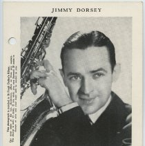 Image of Frank Dailey 015 Jimmy Dorsey