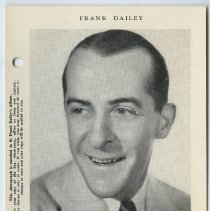 Image of Frank Dailey 003 Frank Dailey