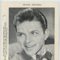 Image of Frank Dailey 007 Frank Sinatra