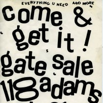 Image of Gate Sale 023