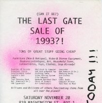 Image of Gate Sale 026