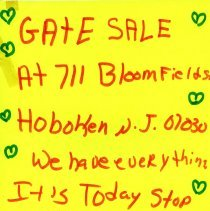 Image of Gate Sale 010