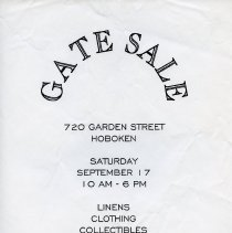 Image of Gate Sale 027