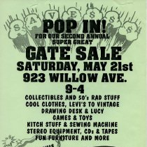 Image of Gate Sale 032