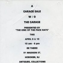 Image of Gate Sale 034